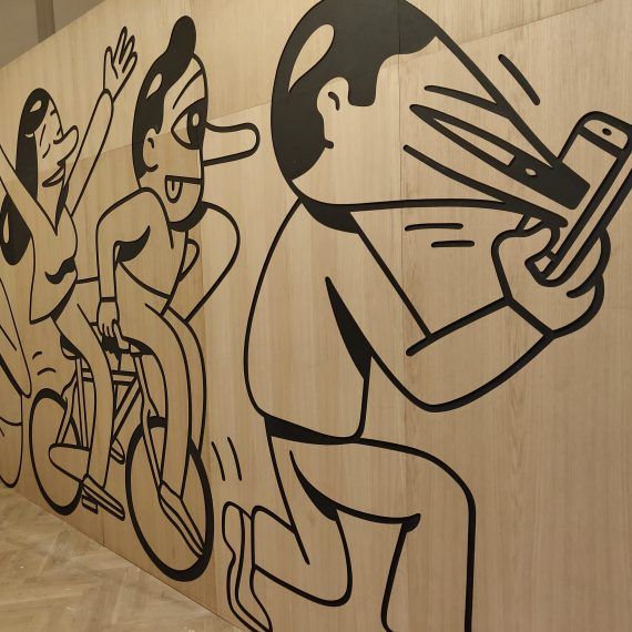 Husk Mit Navn Kunstinstallation