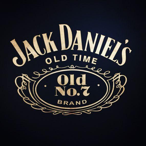 Jack Daniel's skilt