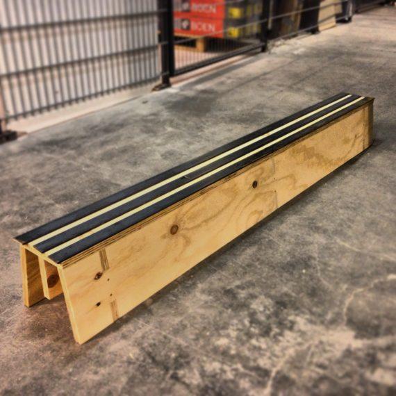 Skater rails