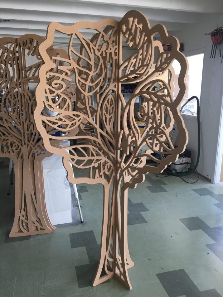 3D træ
